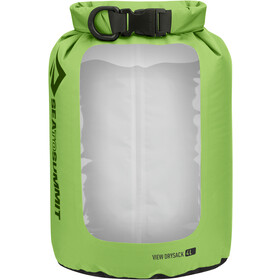 Sea to Summit View Bolsa seca Normal, apple green